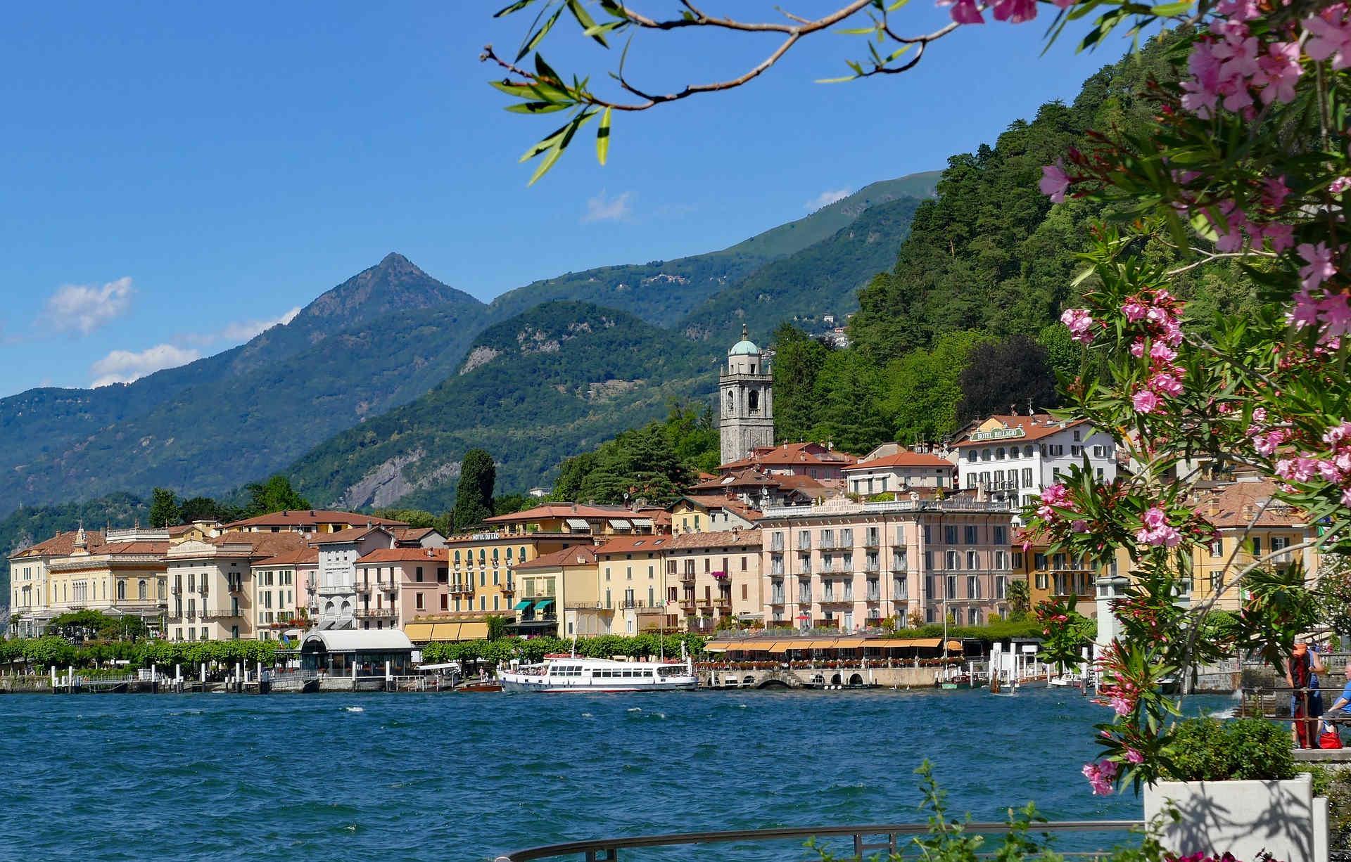 Bellagio Hotel Como Lake