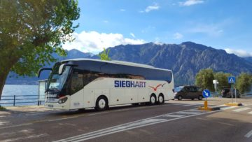 Sieghart Reisen Reisebus